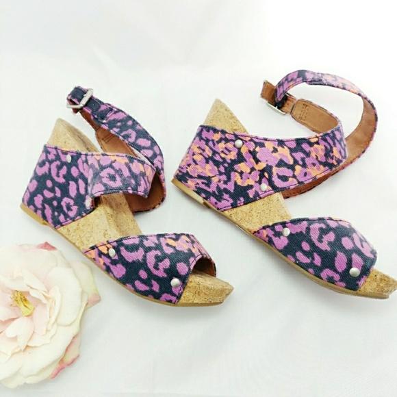 Lucky Brand Shoes - Lucky Brand Moran Wedge Sandal